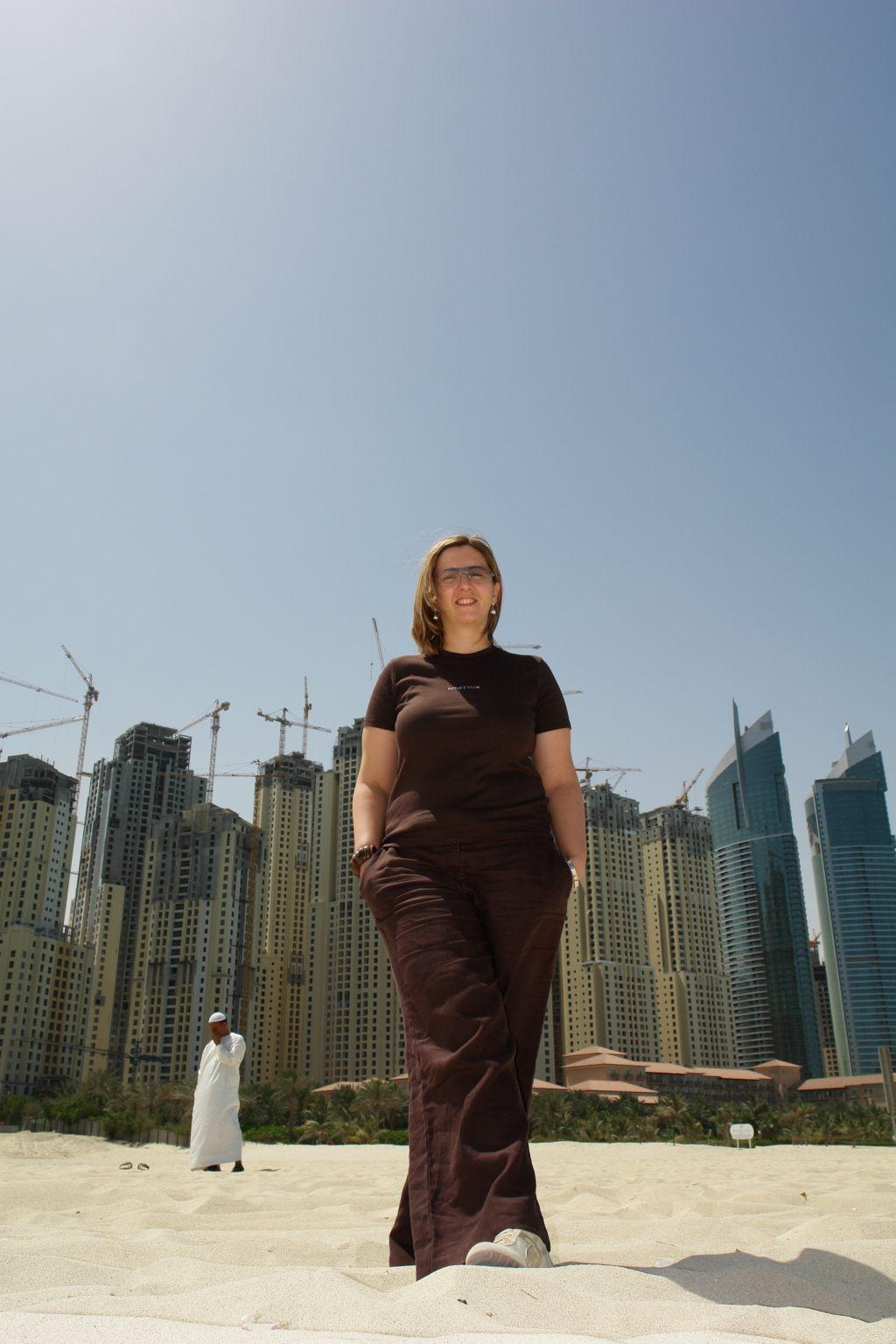 u pozadini se vidi puno zgrada u izgradnji