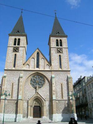 katolicka katedrala u Sarajevu