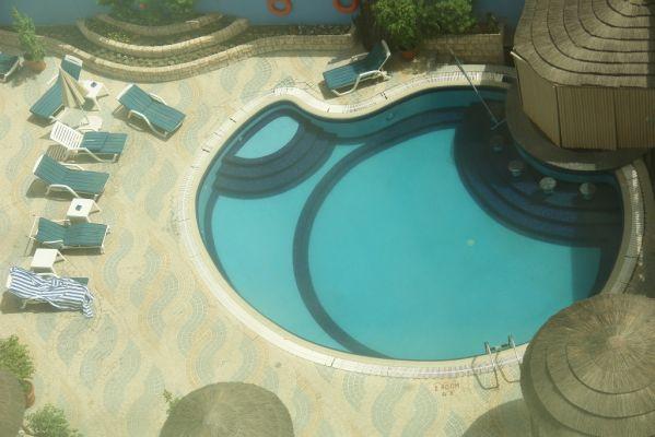 hotelski bazen